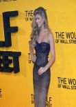 Amy Willerton - UK Premiere of THE WOLF OF WALL STREET