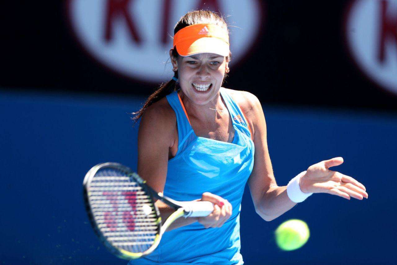 Ana Ivanovic - 2014 Australian Open - 1st Round