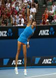 Ana Ivanovic - Australian Open in Melbourne, January 15, 2014