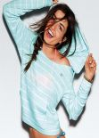 Andreea Diaconu - January 2014 Collection