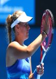 Angelique Kerber - Australian Open in Melbourne, Jan 13 2014