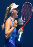 Angelique Kerber - Australian Open in Melbourne, January 17, 2014