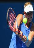 Angelique Kerber - Australian Open in Melbourne, January 17, 2014