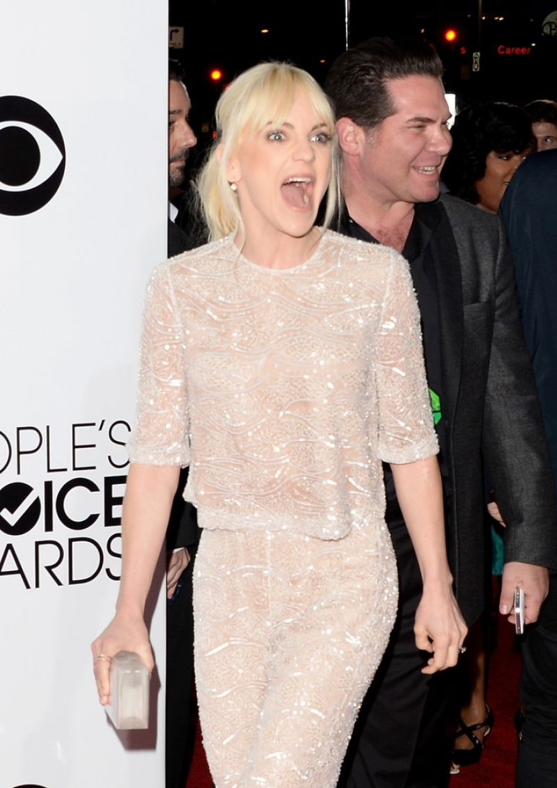 Anna Faris - 2014 People