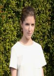 Anna Kendrick at Gold and Glamour Event Hosted by LoveGold, Los Angeles - January 2014