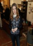 Anna Kendrick - The Variety Studio: Sundance Edition Presented By Dawn Levy, January 2014