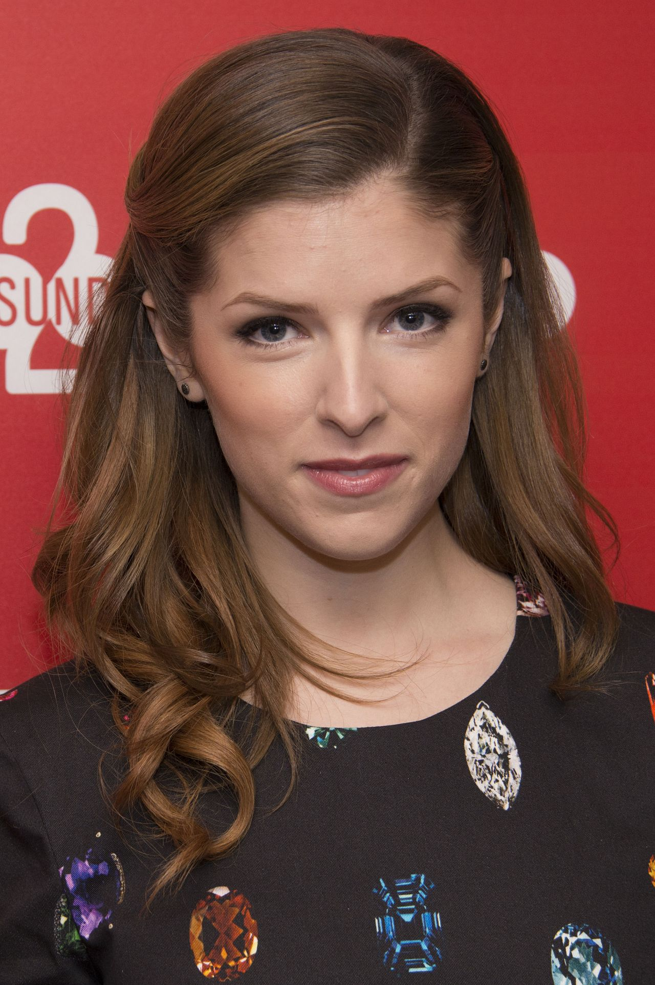 Anna Kendrick - THE VOICES Premiere - Sundance Film Festival in Park City, January 2014)