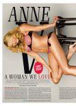Anne Vyalitsyna - ESQUIRE Magazine - February 2014 Issue