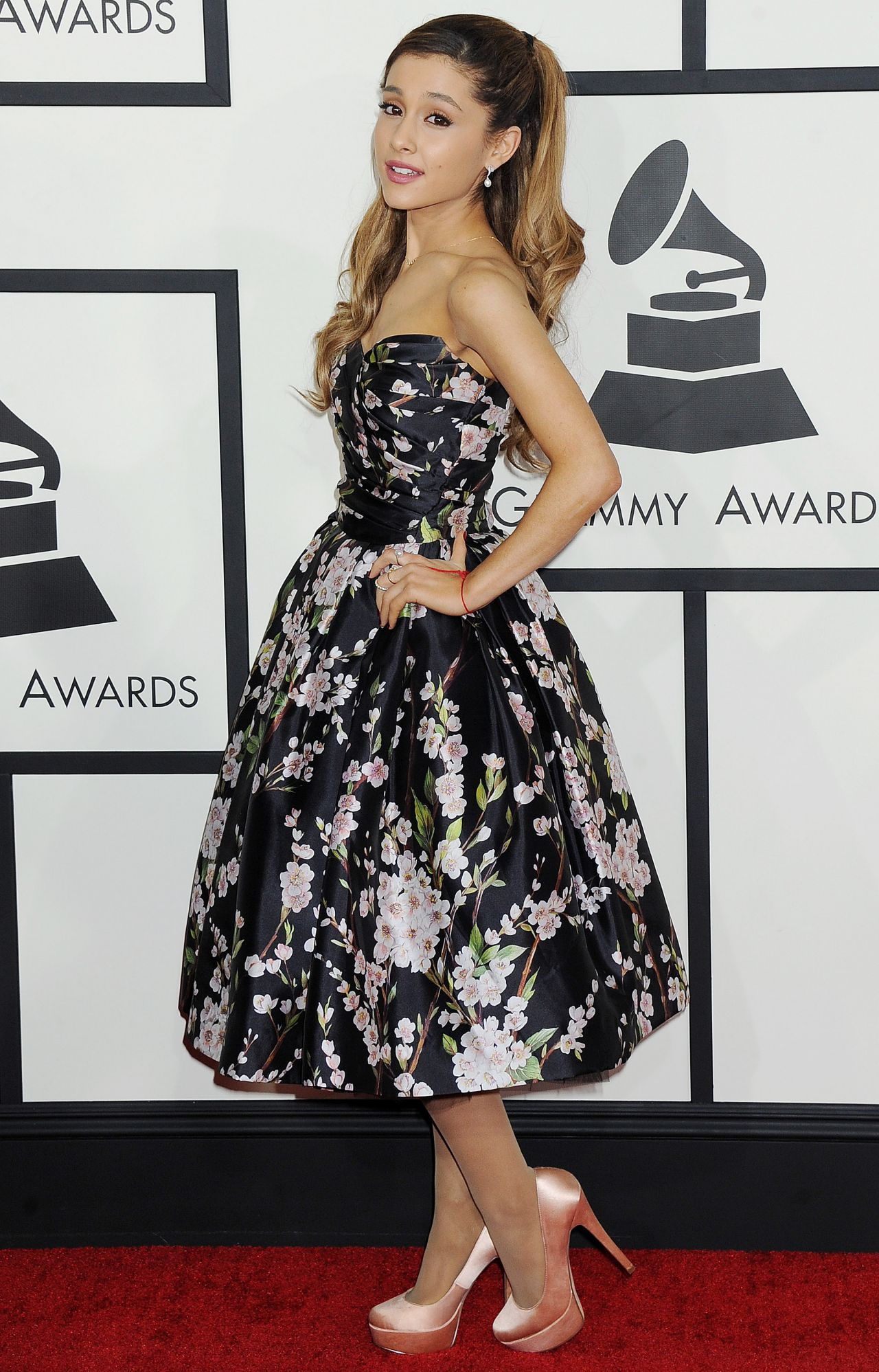 Ariana Grande - 2014 Grammy Awards