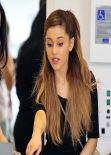 Ariana Grande Shopping at Chanel Hollywood - January 2014