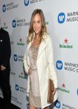 Arielle Kebbel - Warner Music Group Annual GRAMMY Celebration, Los Angeles January 2014