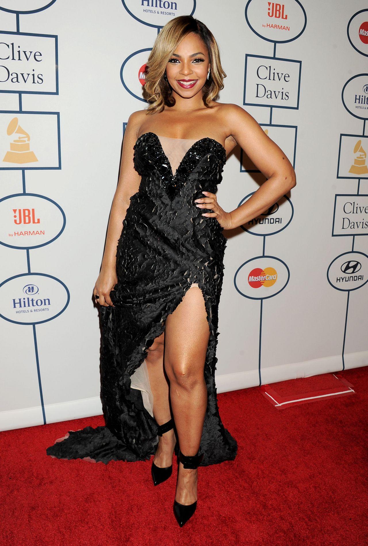 Ashanti The 56th Annual Grammy Awards Pre Grammy Gala