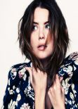 Ashley Benson - BYRDIE Magazine 2014