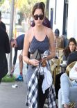 Ashley Benson Gym Style - Los Angeles - January 2014