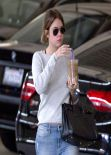 Ashley Benson in Jeans - Whole Foods in Los Angeles - January 5, 2014