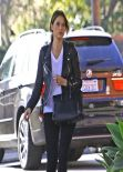 Ashley Benson - Out for Lunch in Studio City - January 2014