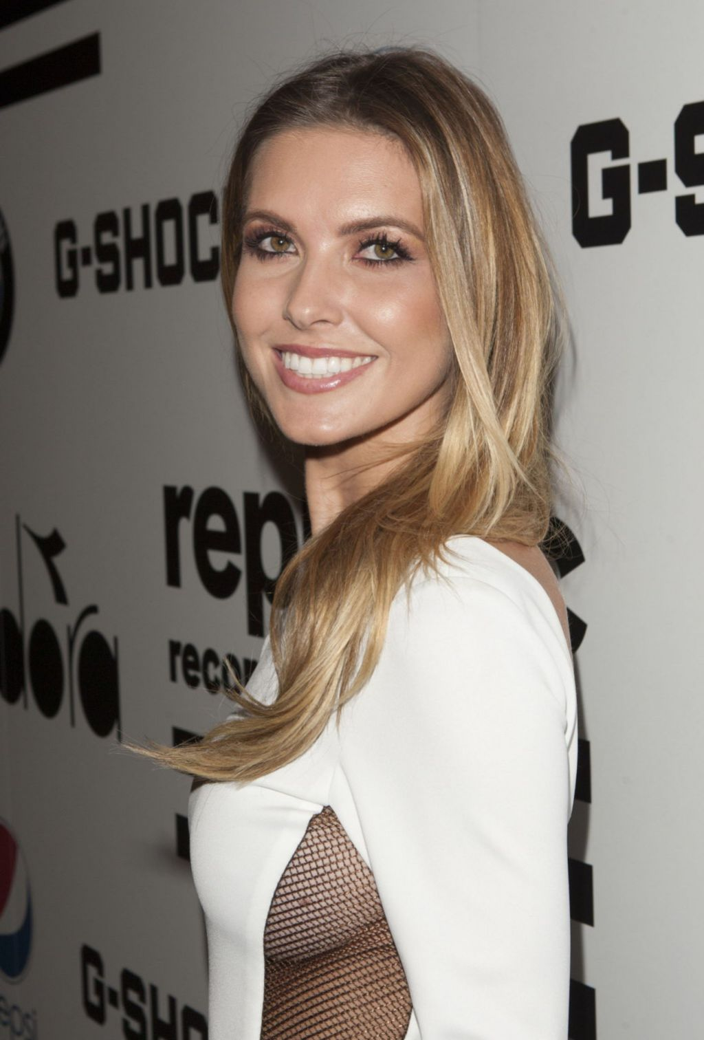 Audrina Patridge - Republic Records GRAMMY Party, January 2014