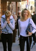 Ava Sambora & Heather Locklear