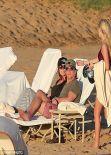 Ava Sambora in a Bikini – Hawaii, December 2013 (Part 2)