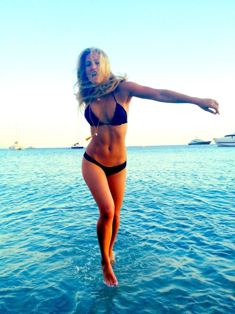 Bar Refaeli Twitter Instagram Personal Photos - January 2014 Collection