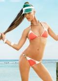 Nina Agdal Bikini Photoshoot - Beach Bunny Swimwear - Spring 2014 Collection