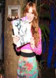 Bella Thorne at NYLON Magazine Party - Los Angeles, January 2014