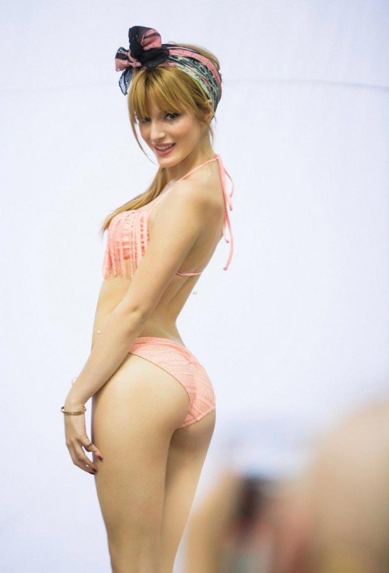 Bella Thorne in Bikini - Candie's Only at Kohl's 2014 Campaign