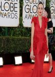 Berenice Bejo - 2014 Golden Globe Awards