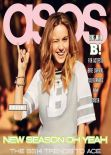 Brie Larson - ASOS Magazine - February 2014 Issue