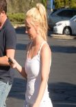 Britney Spears Gym Style - Thousand Oaks - January 2014