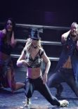Britney Spears Performs at Piece of Me Opening Night in Las Vegas - December 2013