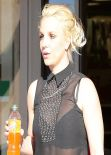 Britney Spears Street Style - Calabasas, January 2014