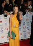 Brooke Vincent - 2014 National Television Awards in London