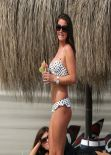Brooke Vincent in a Bikini in Spain, June 2013