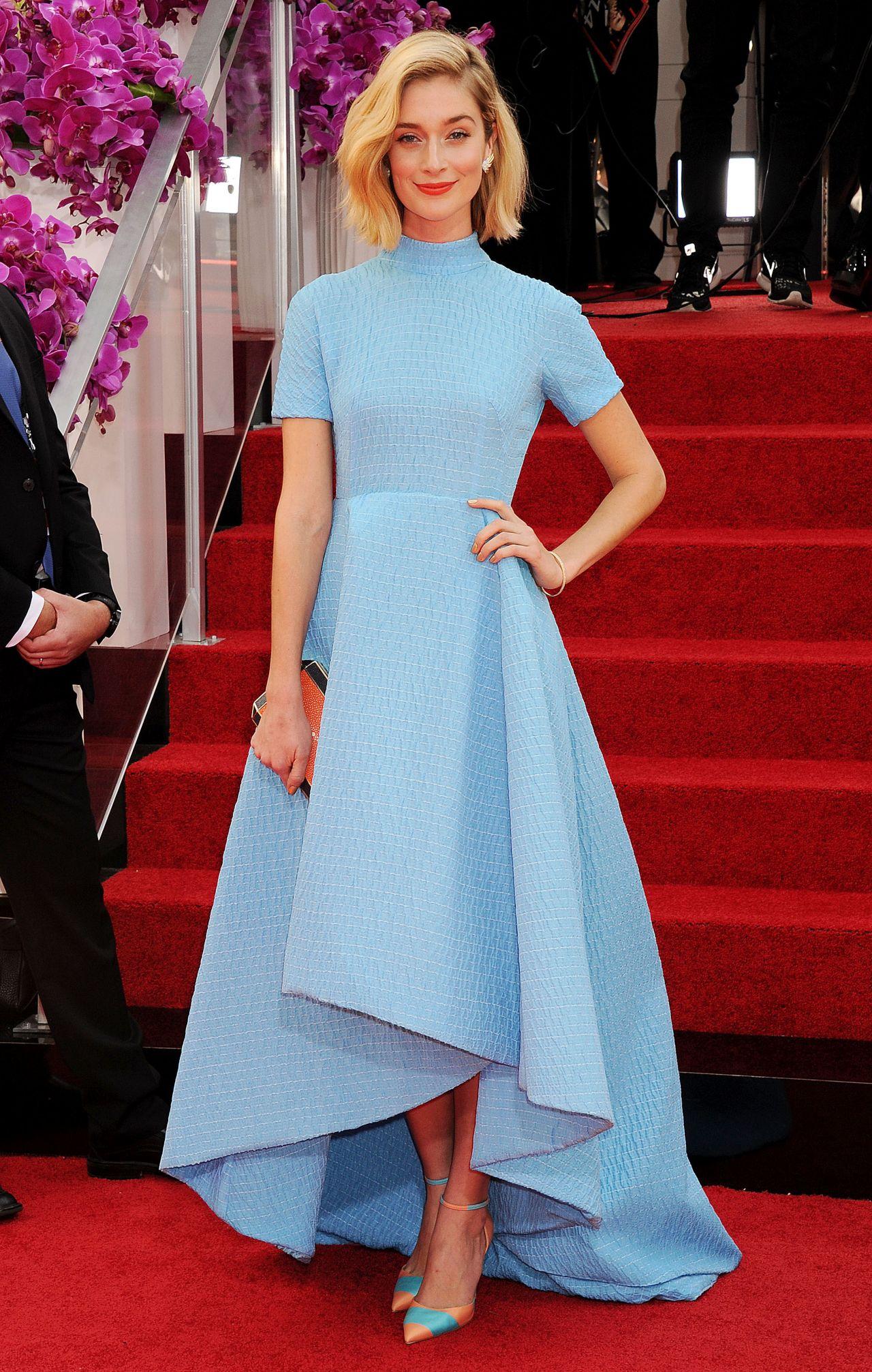 Caitlin Fitzgerald - Golden Globe Awards 2014