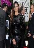 Camila Alves - 2014 Golden Globe Awards
