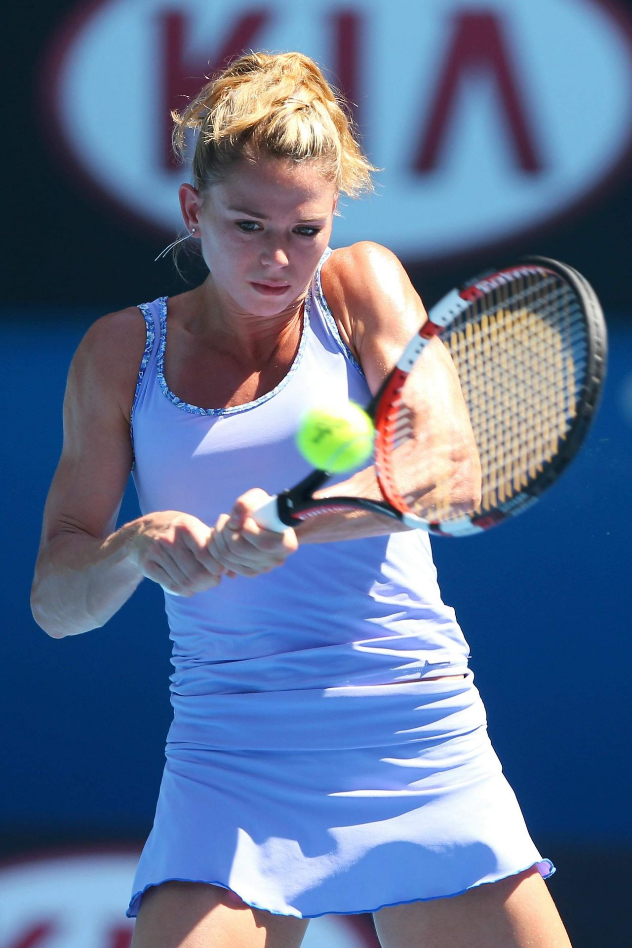 Camila Giorgi - Australian Open, January 16, 2014