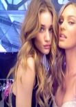 Candice Swanepoel Twitter Instagram Personal photos - January 2014 Collection