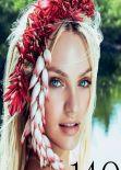 Candice Swanepoel – VOGUE Magazine (Brazil) – January 2014 Issue - PART II