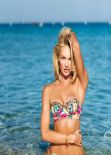Candice Swanepoel - VS Launches 2014 New! Swim Collection
