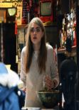 """Cara Delevingne - Set of """"The Face of an Angel"""", Italy 2013"""