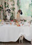 Cara Delevingne - Tim Walker Photoshoot for Mulberry - Spring/Summer 2014