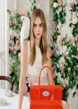 Cara Delevingne - Tim Walker Photoshoot for Mulberry - Spring/Summer 2014