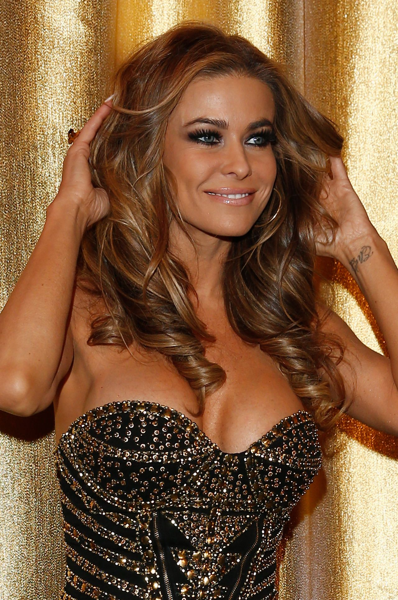Carmen Electra Lambertz Monday Night In Cologne January