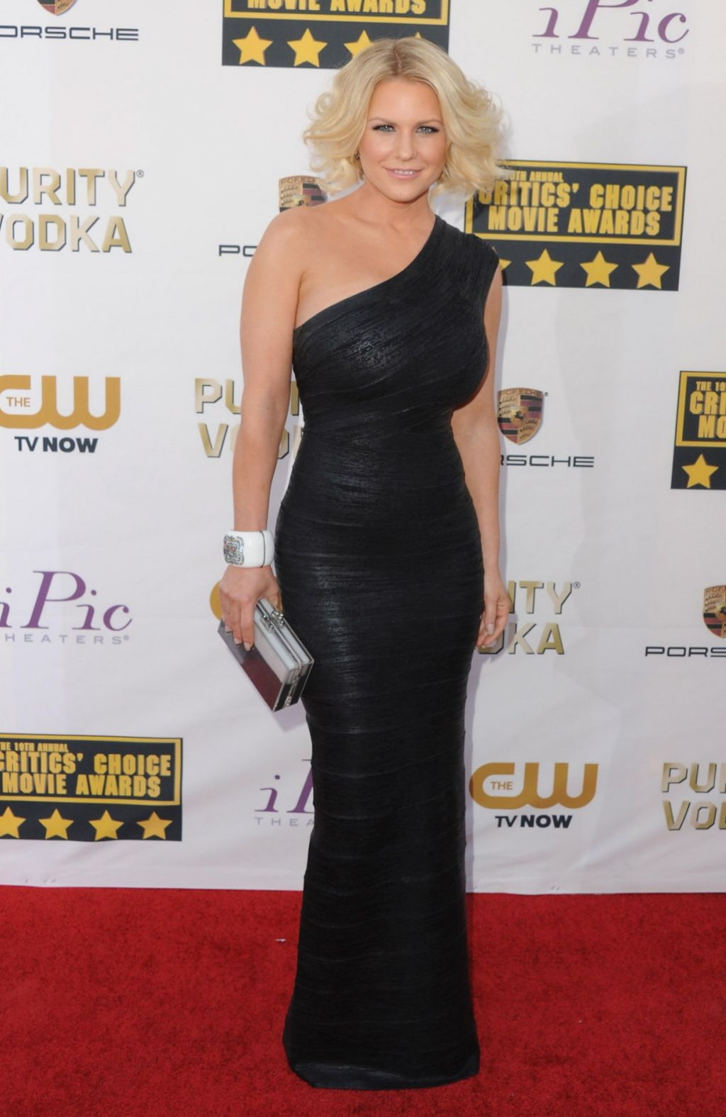 Carrie Keagan - 19th Annual Critics Choice Movie Awards in Santa Monica, January 2014