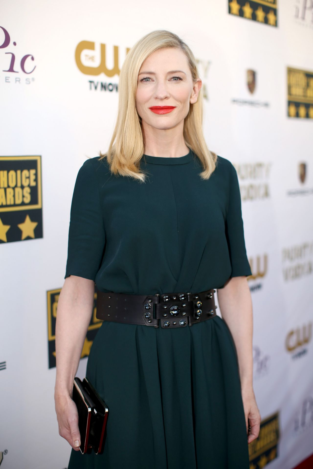 Cate Blanchett - 2014 Critics Choice Movie Awards in Santa Monica