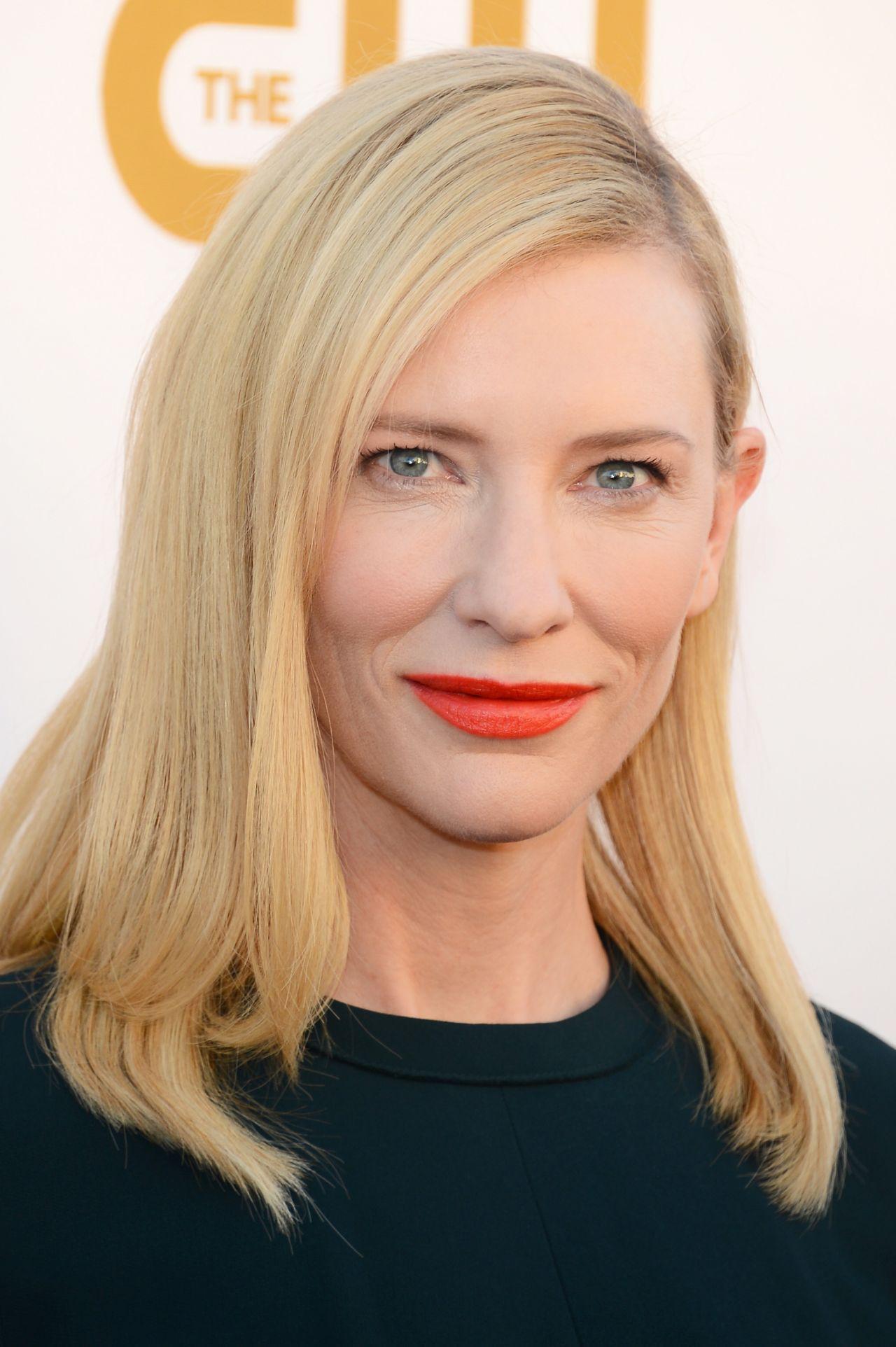 Cate Blanchett – 2014 Critics Choice Movie Awards in Santa Monica