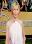 Cate Blanchett Wears Givenchy Gown - 2014 SAG Awards