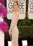 Catt Sadler at 71st Annual Golden Globe Awards, January 2014