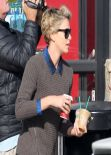 Charlize Theron Street Style - Out in LA, January 2014